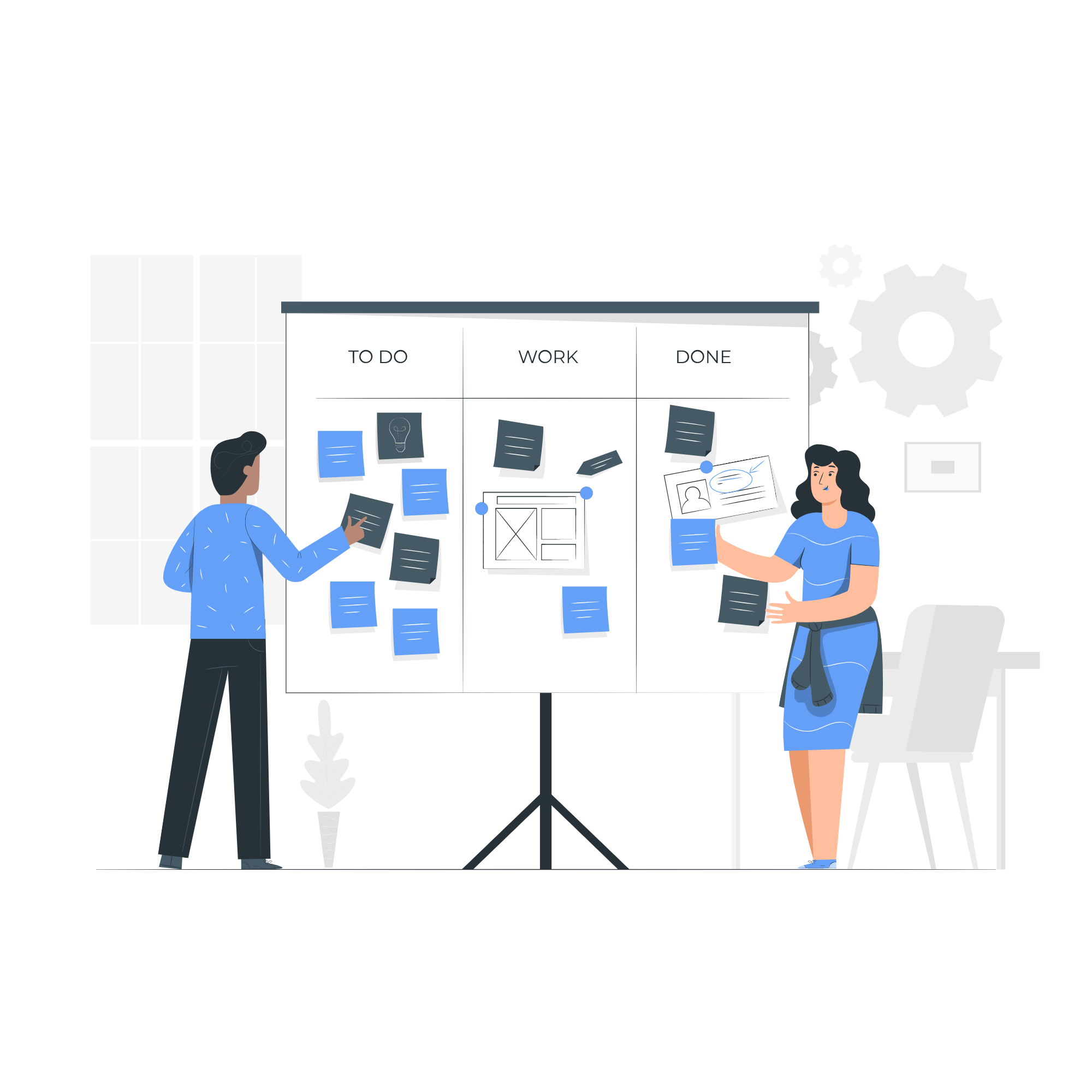 Intuitive Project Management Hub