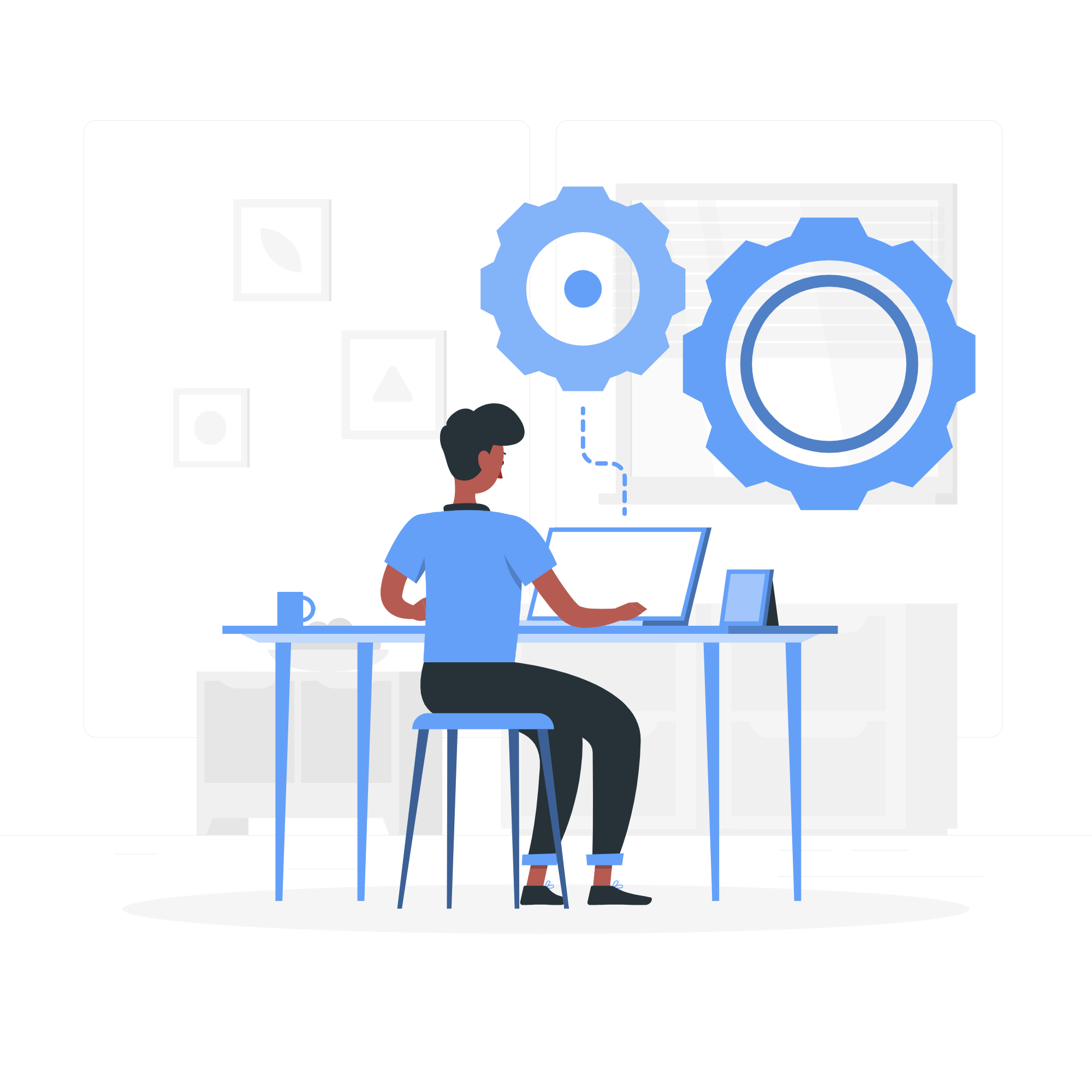 Workflow support